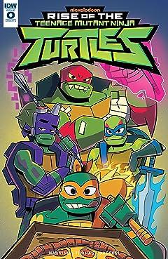Teenage Mutant Ninja Turtles: Rise of the TMNT #0