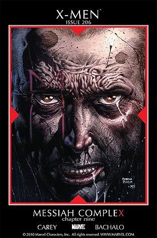 X-Men (2004-2007) No.206