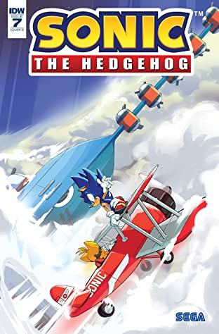 Sonic The Hedgehog (2018-) #7
