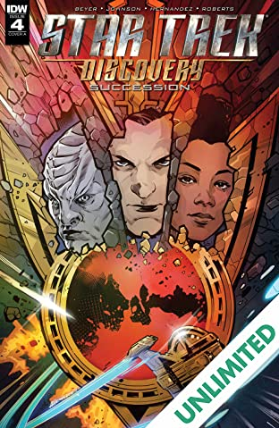 Star Trek: Discovery: Succession #4