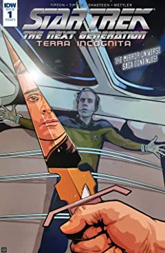 Star Trek: The Next Generation: Terra Incognita #1