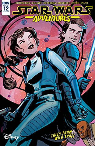 Star Wars Adventures (2017-2020) No.12