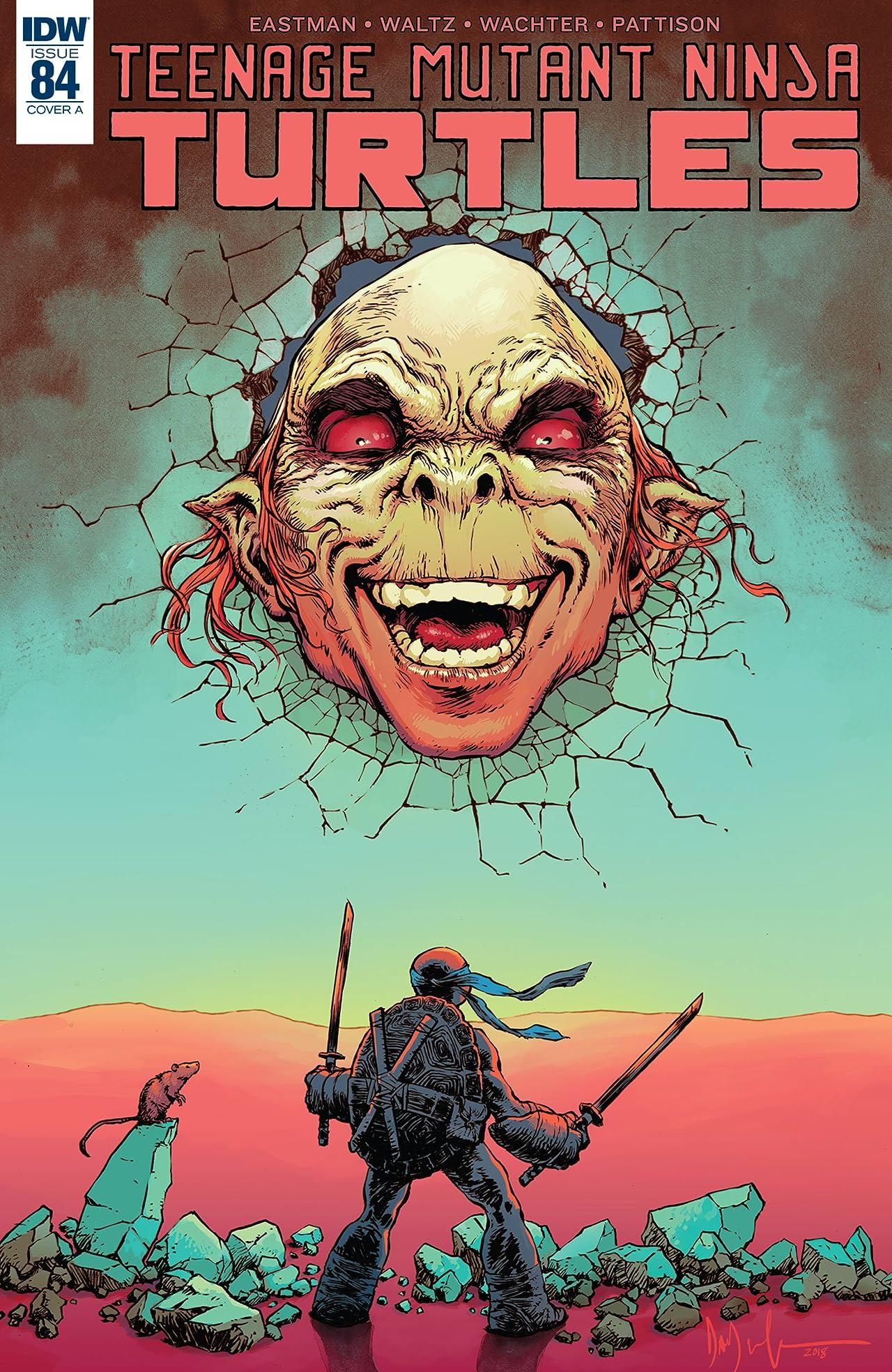 Teenage Mutant Ninja Turtles #84
