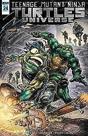 Teenage Mutant Ninja Turtles Universe #24