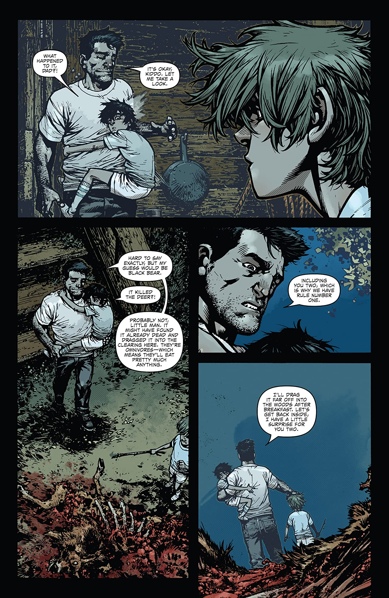 Joe Hill's The Cape: Fallen #2 (of 4)