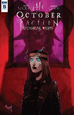 The October Faction: Supernatural Dreams #5