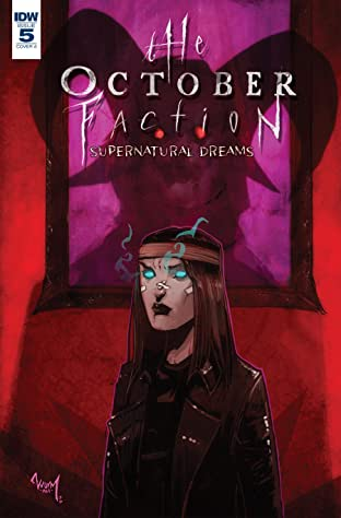 The October Faction: Supernatural Dreams #5