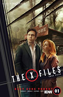 The X-Files: Case Files—Hoot Goes There? #1 (of 2)