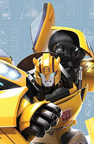 Transformers: Bumblebee Movie Prequel #2 (of 4)