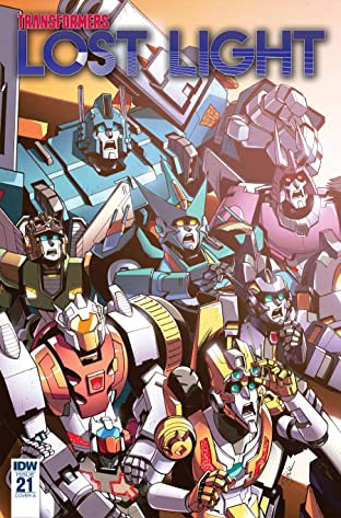 Transformers: Lost Light #21