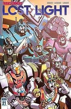 Transformers: Lost Light #21