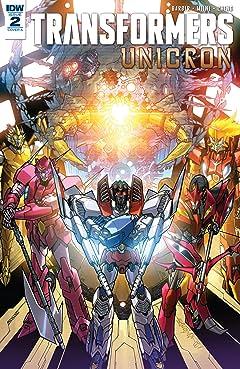 Transformers: Unicron #2