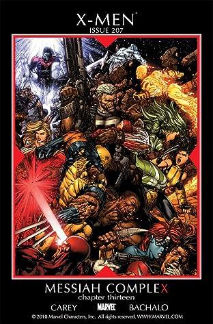 X-Men (2004-2007) No.207