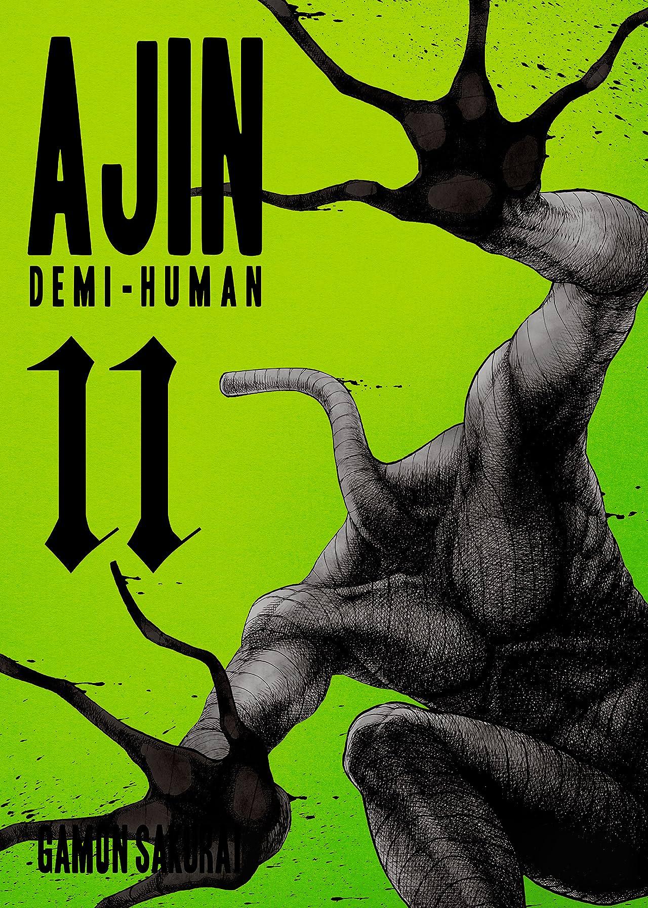 AJIN: Demi-Human Vol. 11