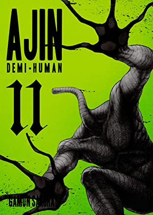 AJIN: Demi-Human Tome 11