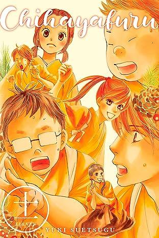 Chihayafuru Tome 11