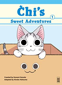 Chi's Sweet Adventures Tome 1