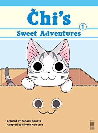 Chi's Sweet Adventures Vol. 1
