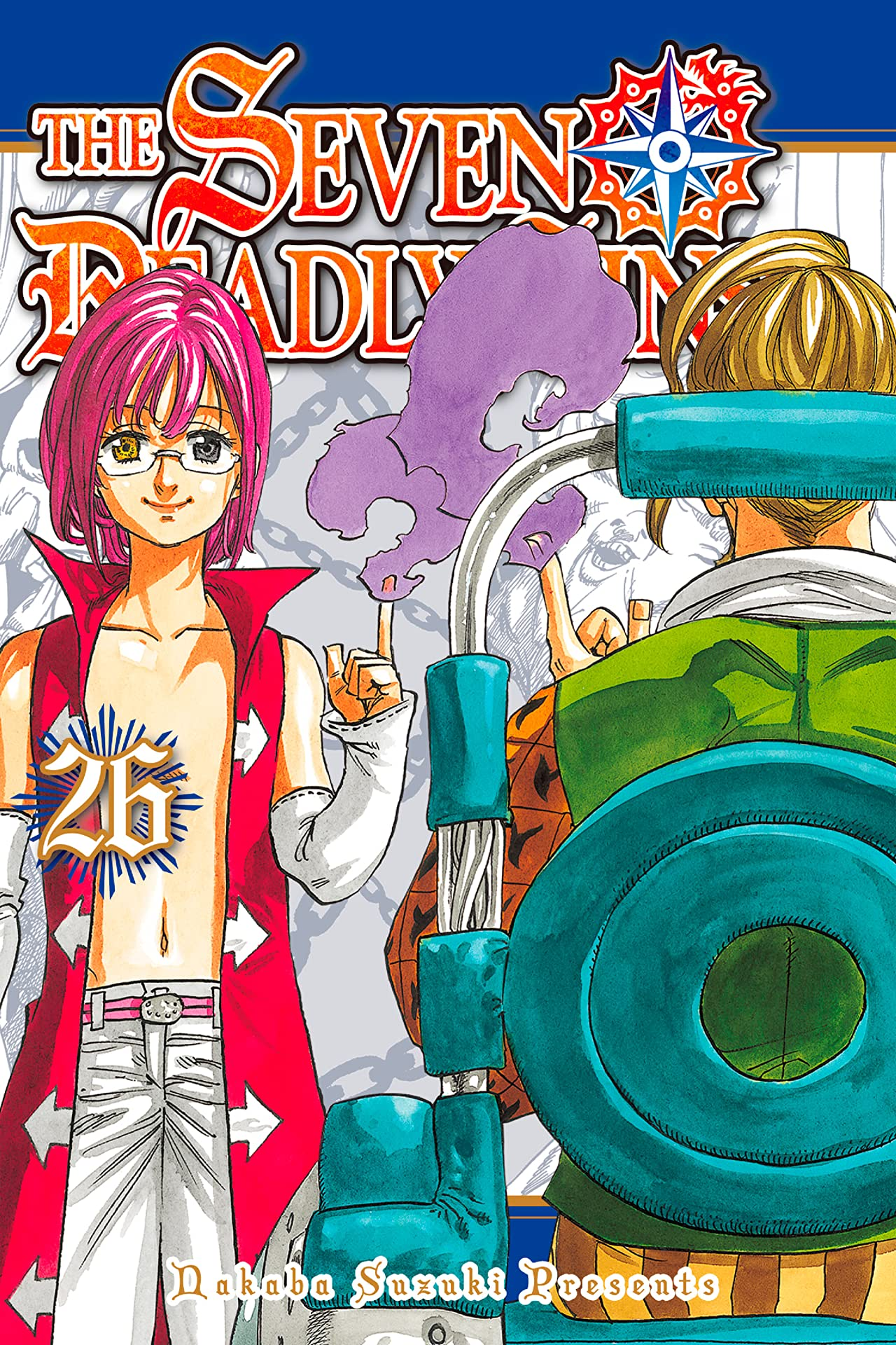 The Seven Deadly Sins Vol. 26