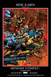 New X-Men (2004-2008) No.44