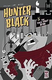 Hunter Black #5: The Ties That Bind