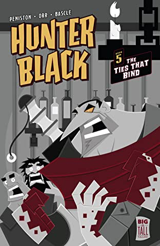 Hunter Black #5: The Ties That Bind