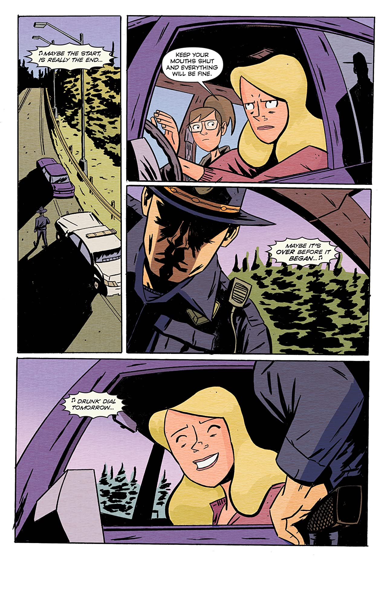 Deadhorse: Ballad of the Two Headed Dog #3