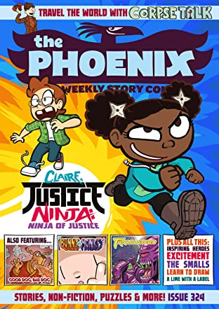 The Phoenix #324: The Weekly Story Comic