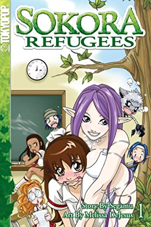 Sokora Refugees Vol. 1