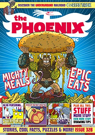 The Phoenix #328: The Weekly Story Comic