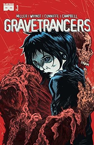 Gravetrancers #3