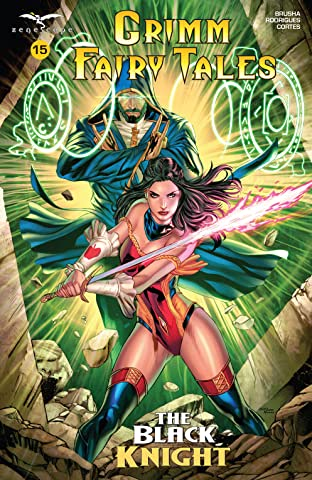 Grimm Fairy Tales (2016-) No.15