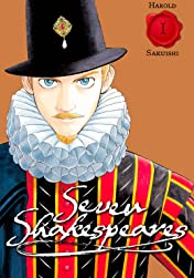 Seven Shakespeares (comiXology Originals) Tome 1