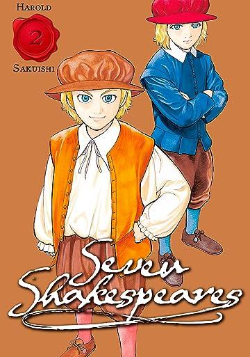 Seven Shakespeares (comiXology Originals) Tome 2