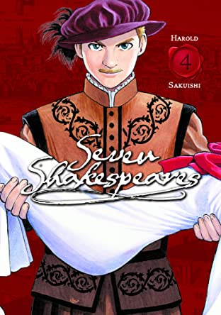 Seven Shakespeares (comiXology Originals) Vol. 4