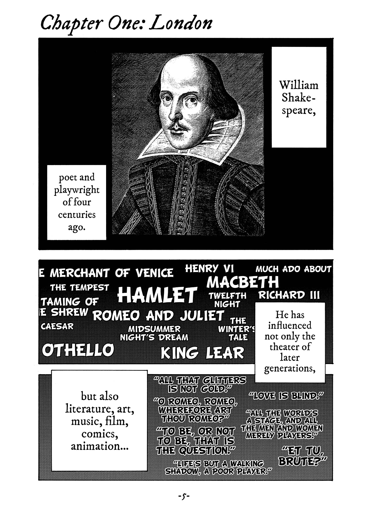 Seven Shakespeares (comiXology Originals) Tome 4