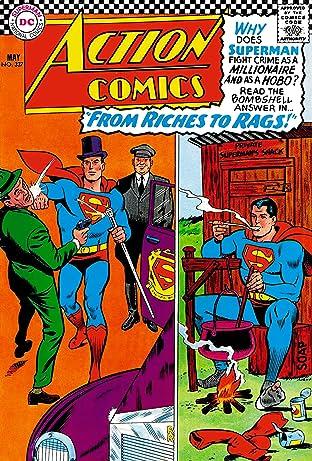 Action Comics (1938-2011) #337