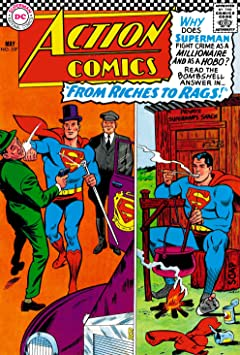 Action Comics (1938-2011) No.337