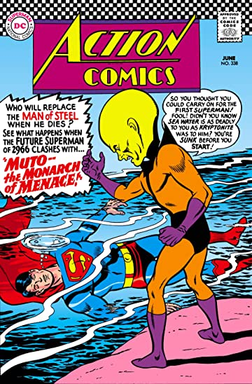 Action Comics (1938-2011) #338