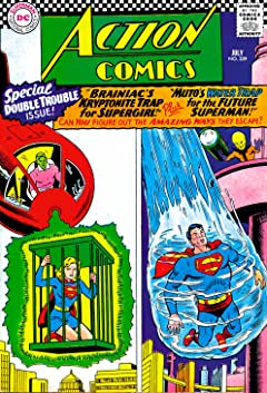 Action Comics (1938-2011) No.339