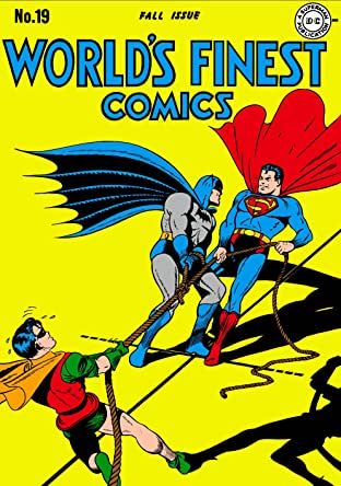 World's Finest Comics (1941-1986) #19