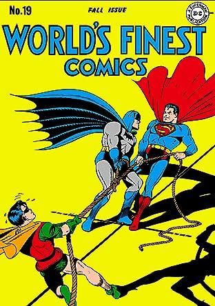 World's Finest Comics (1941-1986) No.19