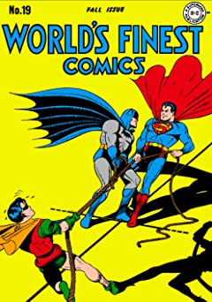World's Finest Comics (1941-1986) No.19