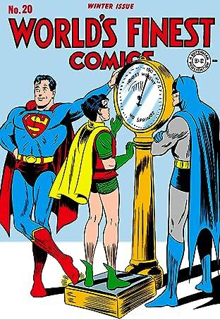 World's Finest Comics (1941-1986) No.20