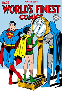 World's Finest Comics (1941-1986) No.20