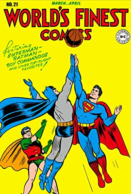 World's Finest Comics (1941-1986) #21