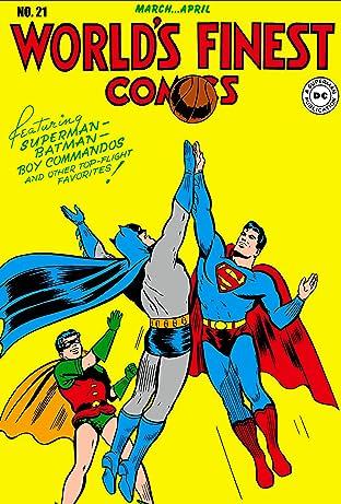 World's Finest Comics (1941-1986) No.21