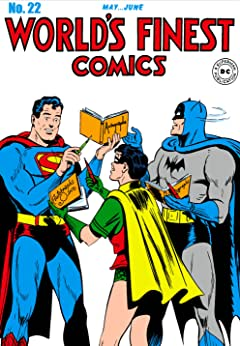 World's Finest Comics (1941-1986) No.22