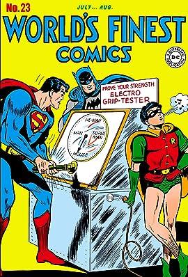 World's Finest Comics (1941-1986) #23