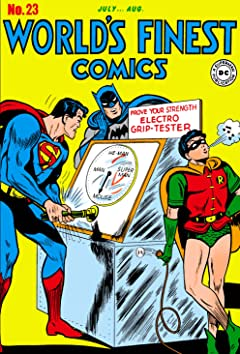 World's Finest Comics (1941-1986) No.23